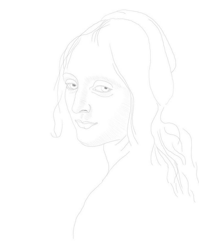 Johannes Vermeer par Anton